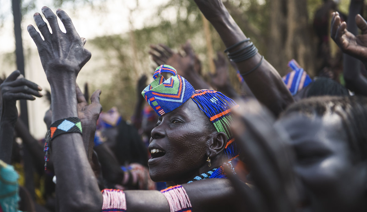 UNMISS South Sudan iwd international women's day field offices photo story protection of civilians gender-based violence the time is now
