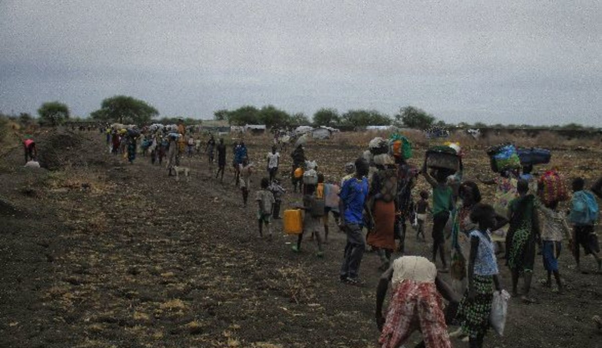 UNMISS peacekeepers protected civilians in Pibor against feared attack