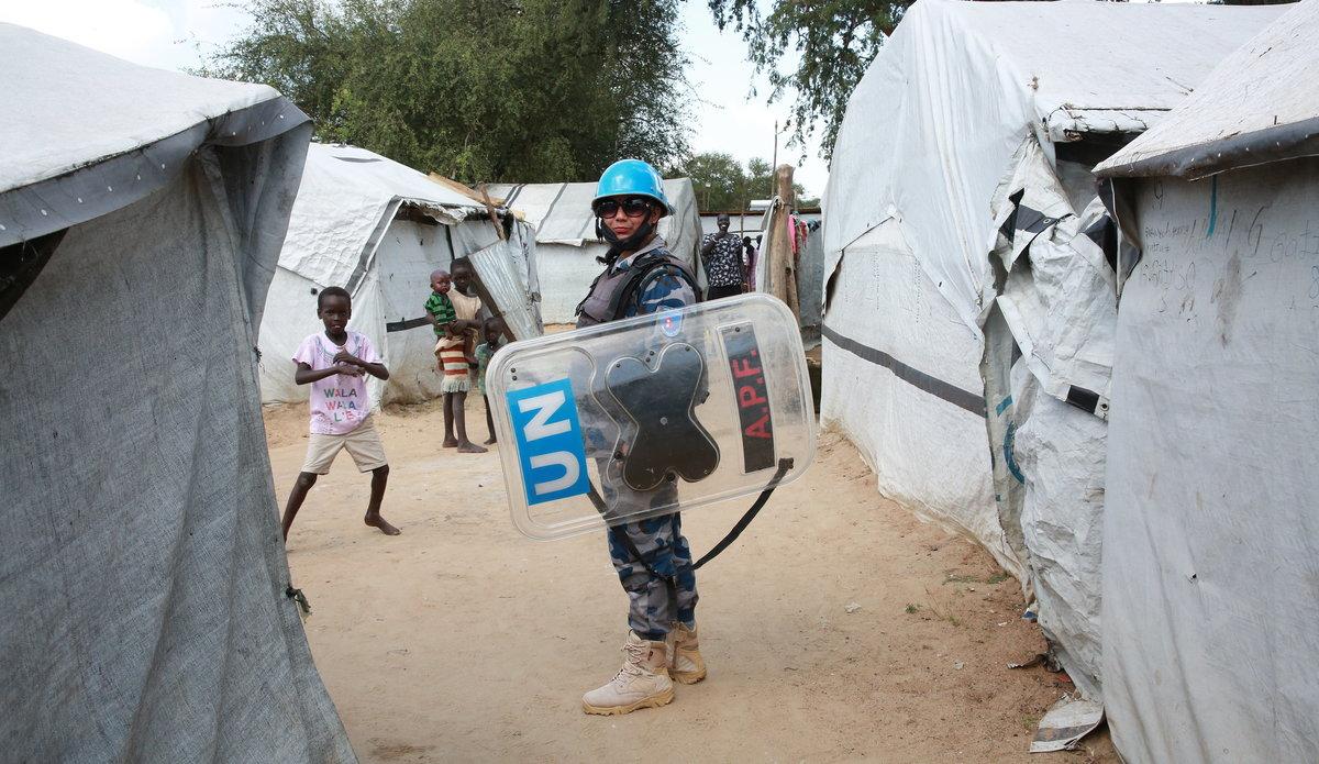UNMISS Protection of Civilian (PoC) sites Update No. 272 - 14 April 2020