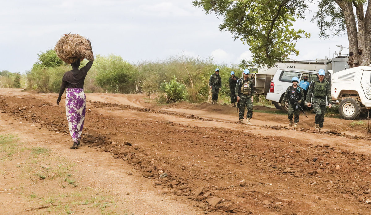 UNMISS Protection of Civilian (PoC) sites Update No. 240 - 8 July 2019