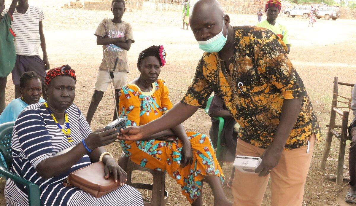 unmiss south sudan protection of civilians Warrap humanitarian assistance misinformation peacekeepers peacekeeping Coronavirus COVID-19
