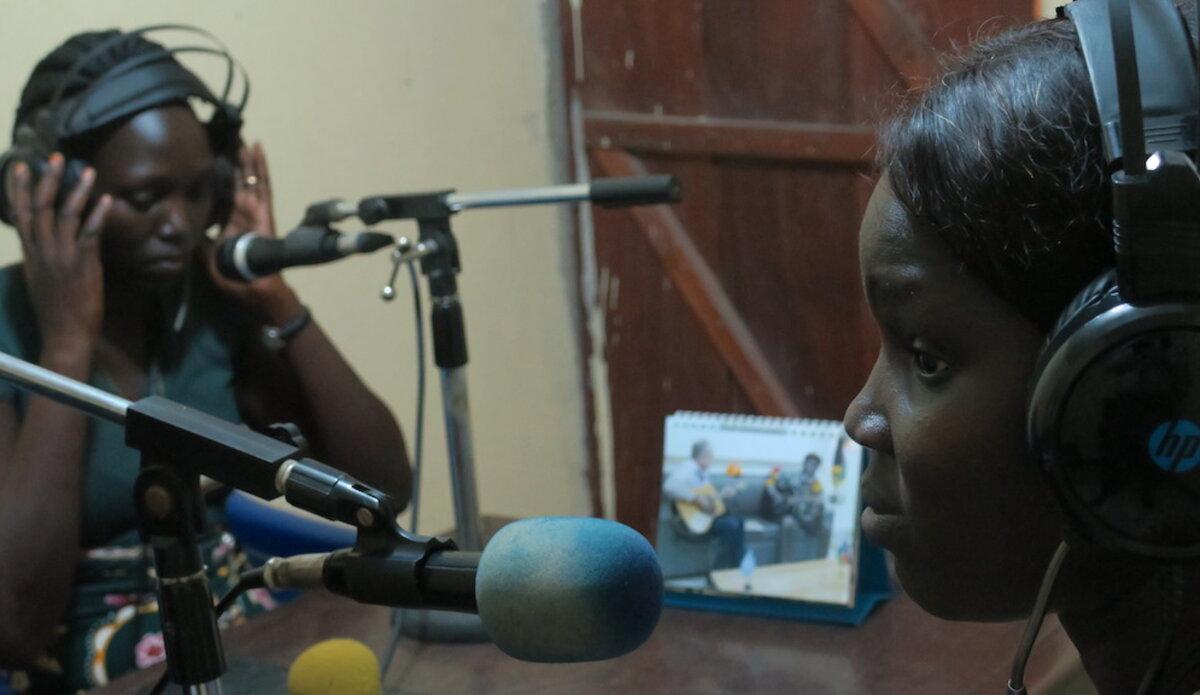 unmiss south sudan jonglei radio show public service announcements covid-19 joint campaign task force world health organization