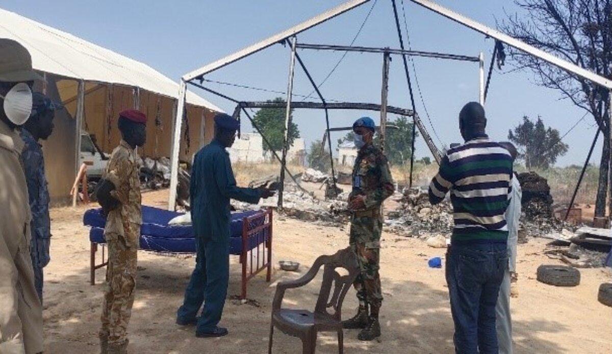 UNMISS protection of civilians humanitarian attacks peacekeepers South Sudan peacekeeping peacekeepers Renk India