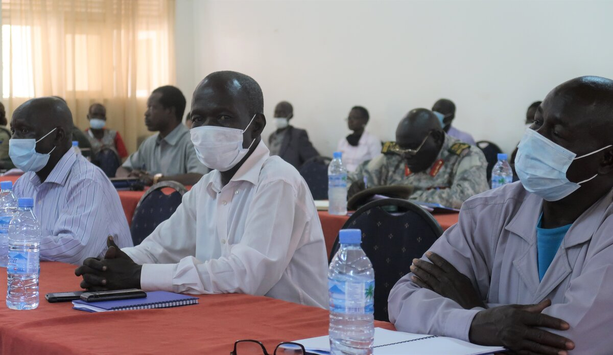 UNMISS protection of civilians mandate Member State peacekeepers Eastern Equatoria South Sudan peacekeeping Government