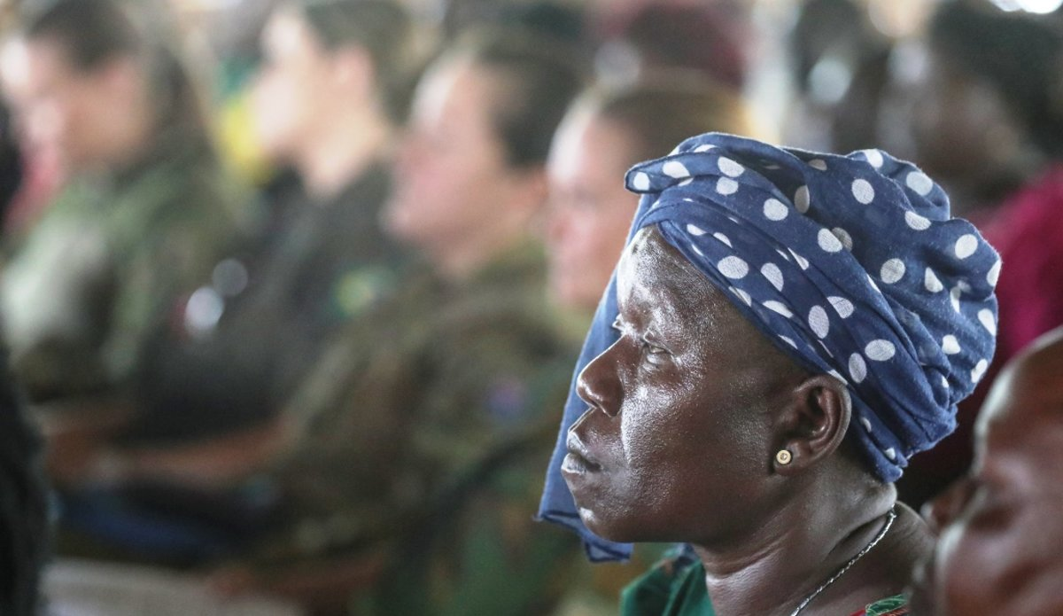 unmiss south sudan international women's day juba high-level panel discussion