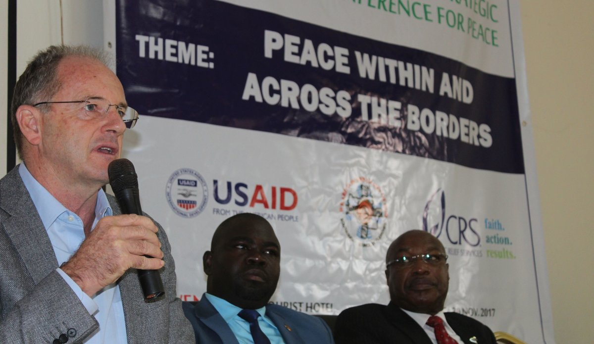 """Governors urge South Sudanese to """"rise up"""" for peace at historic conference in Yambio"""