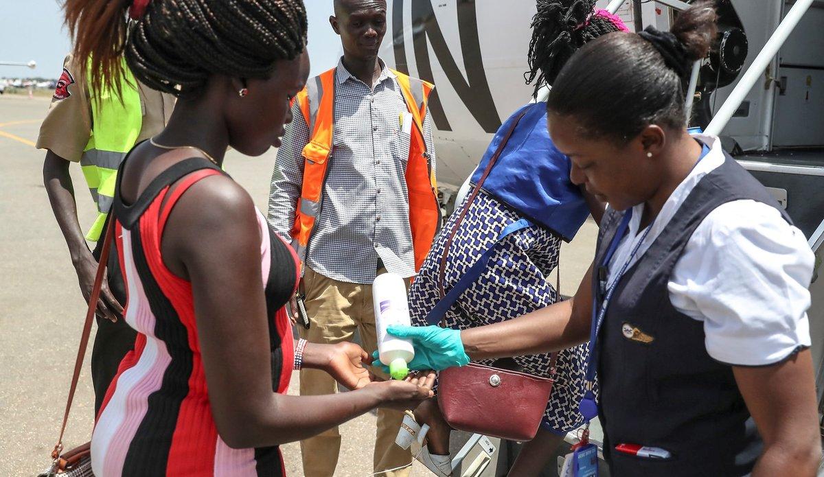 unmiss south sudan bentiu protection of civilians security intercommunal fighting women children returnees voluntary returns