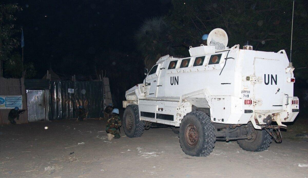 unmiss south sudan unity state leer ghana peacekeepers burglars cattle raiders nimble robust
