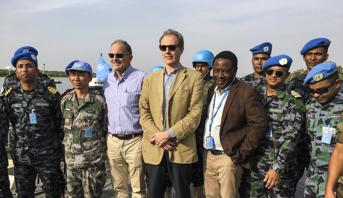 "UN Assistant Secretary-General condemns ""terrible"" rights situation in South Sudan"