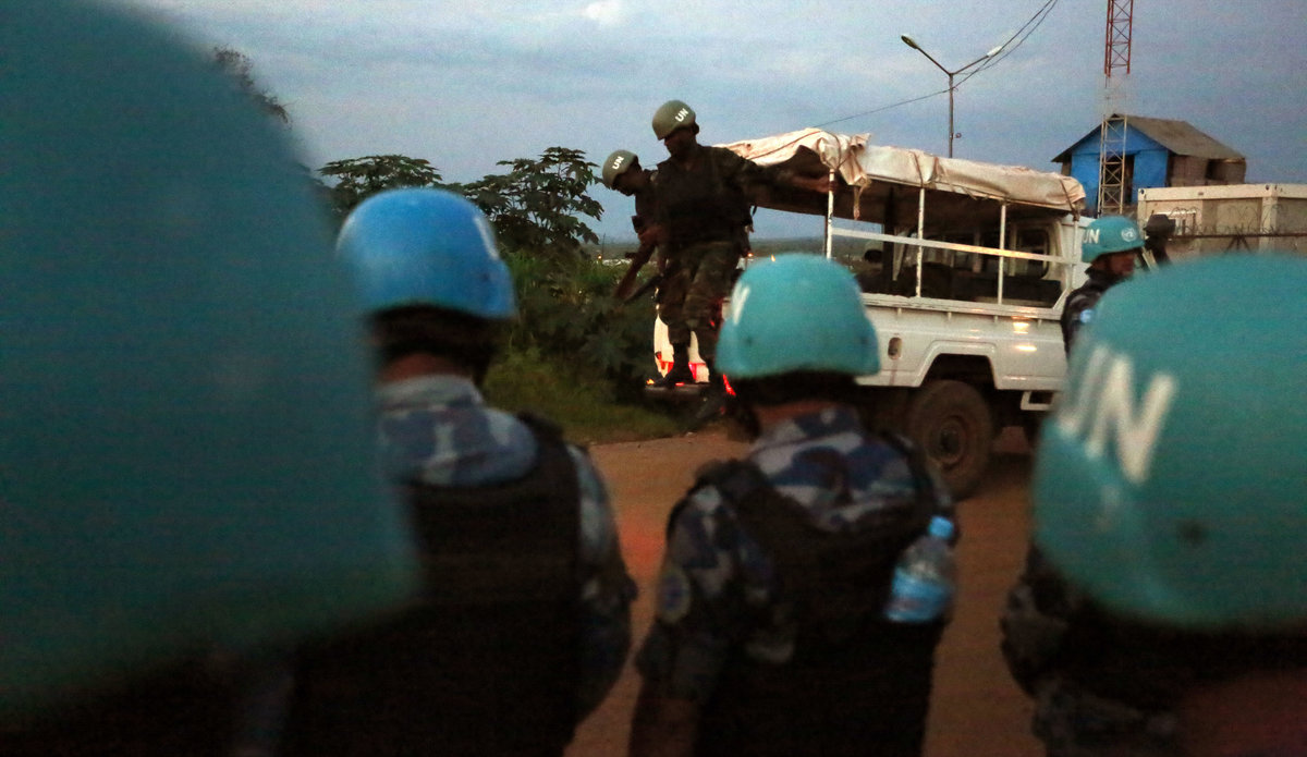 """Nimble and pro-active"" peacekeeping response to be replicated in other crisis situations in South Sudan"