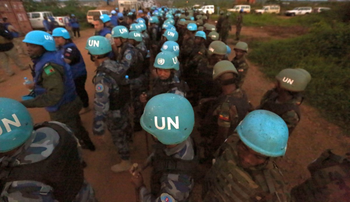 UNMISS PoC sites Update No.172