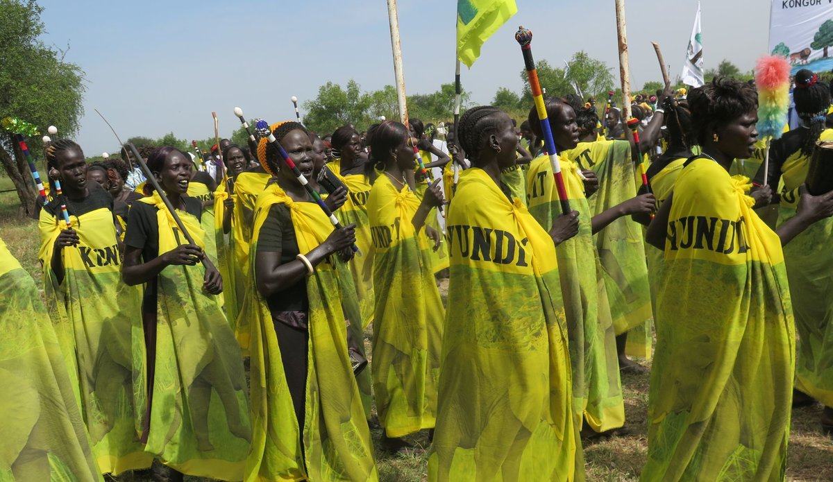 UNMISS and Agencies launches 16 days of activism in Bor