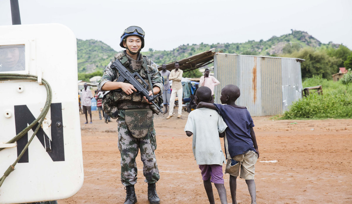 UNMISS PoC sites Update No. 171