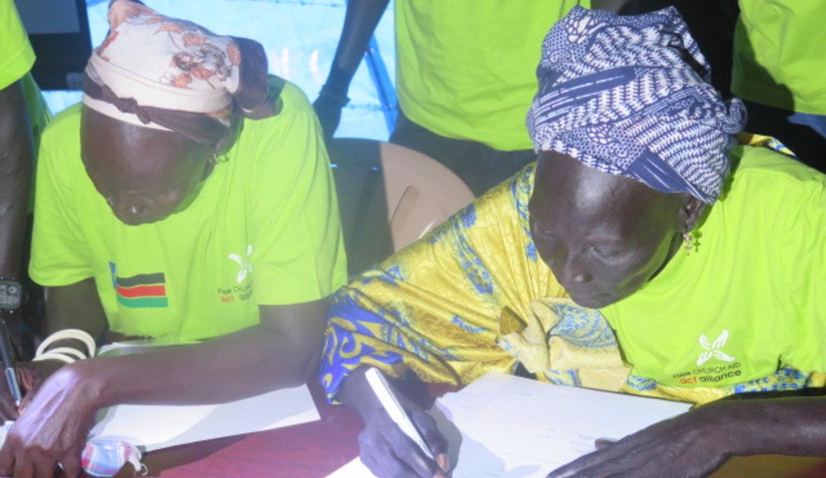 Jonglei Pibor UNMISS peace agreement Murle Dinka