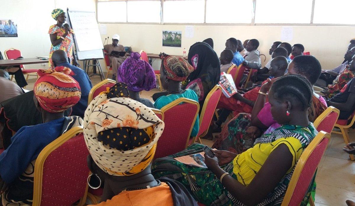 unmiss bentiu unity south sudan guit rubkona peacekeeping conflict prevention cattle migration