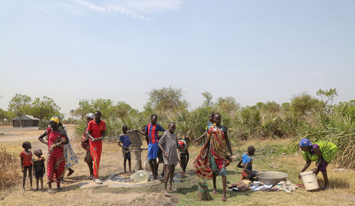 World Water Day observed by hundreds in Bentiu South Sudan