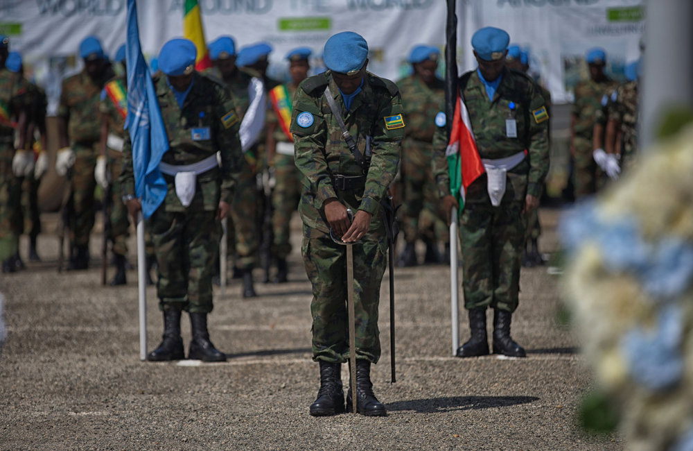 UNMISS International Peacekeepers Day 2017 Event