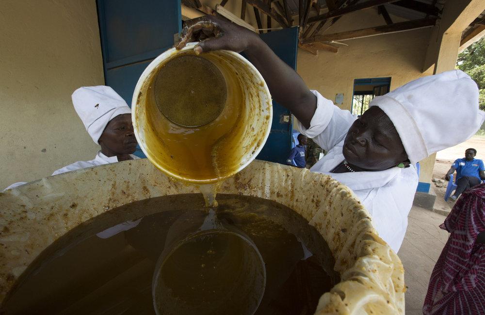 Honey for money: An economic lifeline for communities in Wulu