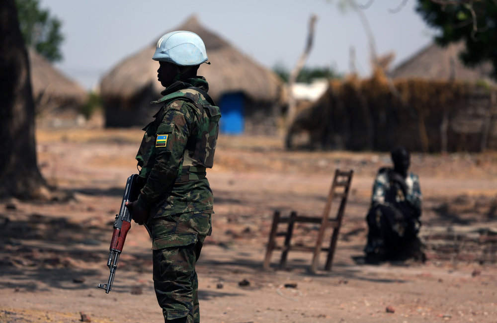 UN considering new base on western bank of Nile to give South Sudanese refugees confidence to return