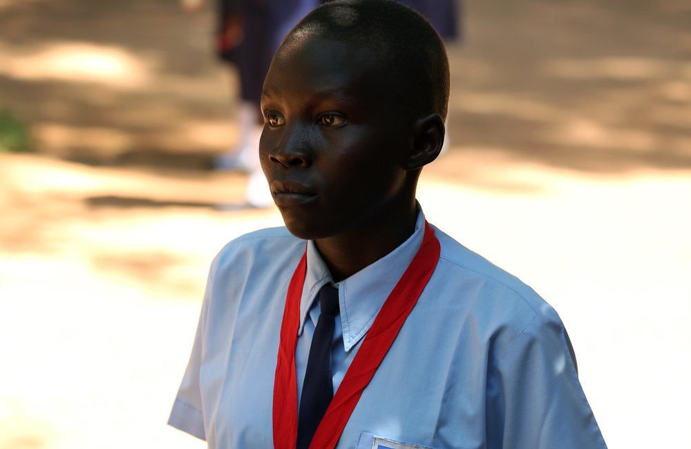 UNMISS Essay Competition Award Ceremony; Saint Comboni Secondary School