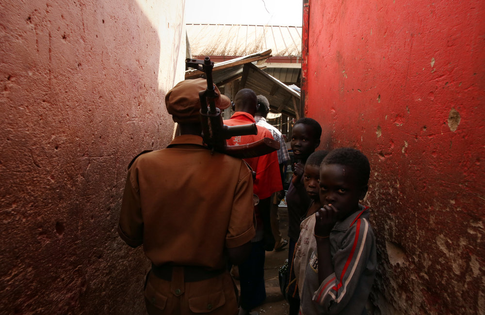 New UN peacekeeping base offers Yei community a path to peace and prosperity