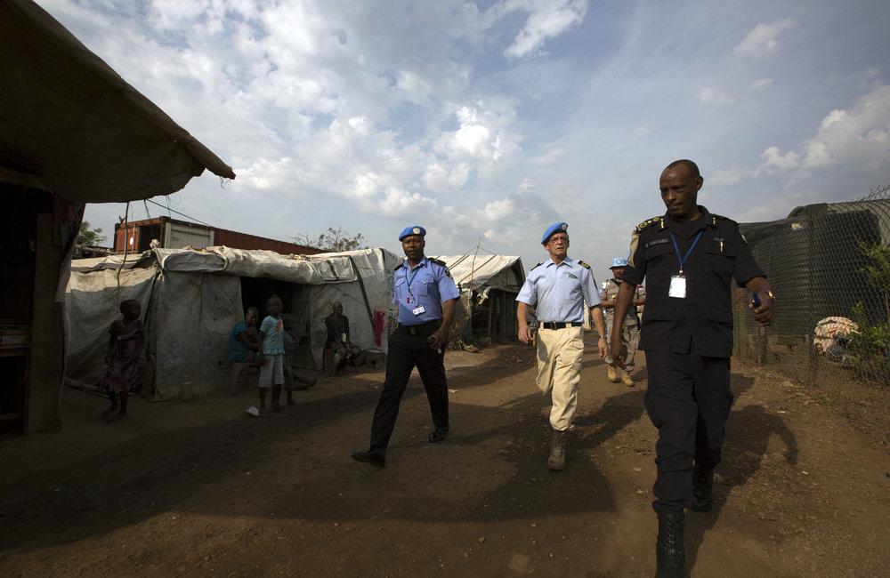 UNPA concludes 3 day visit to South Sudan