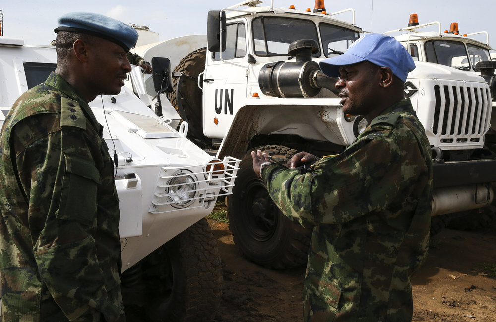 UN Regional Protection Force in South Sudan will free up peacekeepers to increase security country-wide