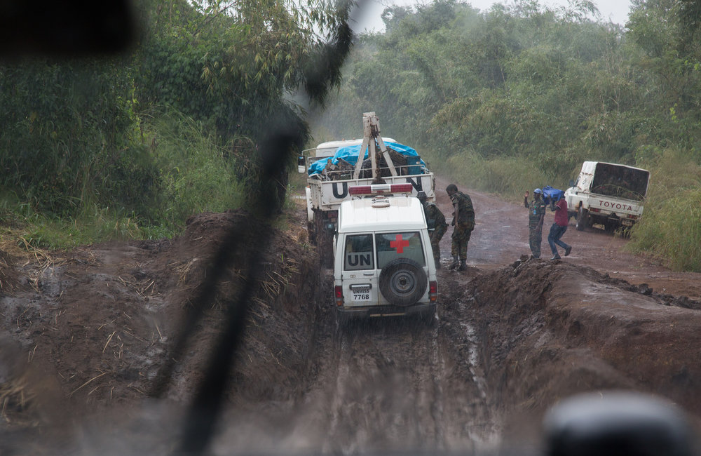 A journey by road from Juba to Yei