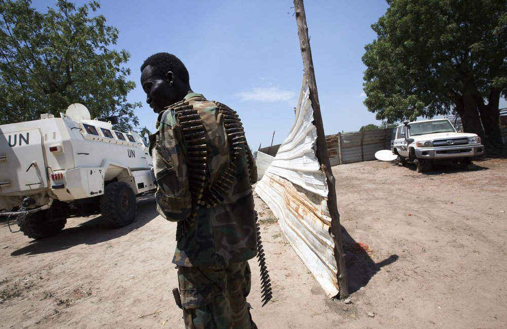 Hope in short supply as fighting in South Sudan escalates ahead of decisive Addis peace talks