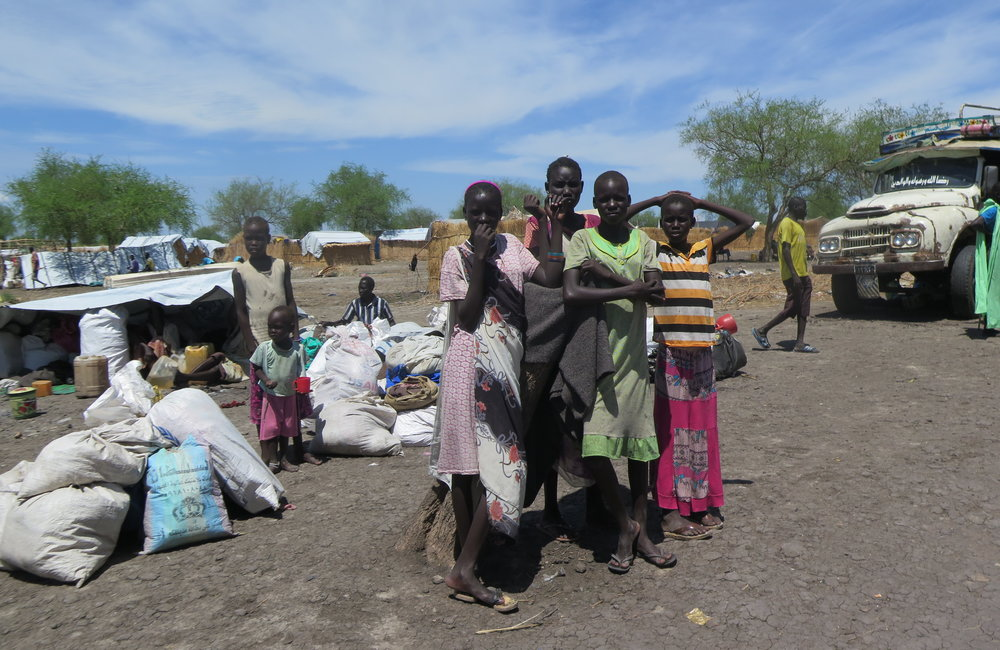 Rainy season creates new risks for a dire humanitarian situation in Aburoc