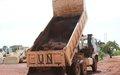 Chinese engineers launch rehabilitation efforts of roads in Bahr El Ghazal
