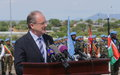 - SRSG Shearer - International Day of UN Peacekeepers (remarks as delivered)