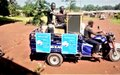 Local communities in Tambura benefit from a week of COVID-19 sensitization by UNMISS, I Can South Sudan