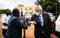 Top UN envoy, Nicholas Haysom, begins state visits across South Sudan