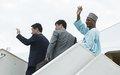 Security Council departure