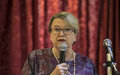 SRSG Ellen Margrethe Løj says its honor for her to have served as Special Representative of the UN Secretary-General in South Sudan for over two years