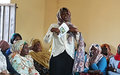 Women in Northern Upper Nile form support groups to elevate voices