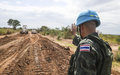 Road repairs around South Sudan encouraging growth and peace