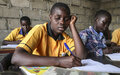 Peacekeepers give children the gift of education and a brighter future in war-torn South Sudan