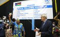 Hope blossoms at launch of joint UNMISS and Government of South Sudan Peace Fellows Program