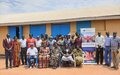 A wide spectrum of Rumbek communities attend training on gender equality