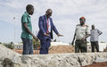 Protection of children: Construction of UNMISS-supported office begins at army headquarters