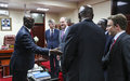 - Statements to the Press by UN Under-Secretary-General for Peacekeeping Operations, Jean-Pierre Lacroix, following a meeting with First Vice President, HE Taban Deng Gai