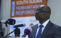 Ten aid workers missing in South Sudan