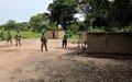 UNMISS assessment team visits Tambura, Western Equatoria, following recent armed attacks