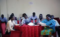 UNMISS supports South Sudan Human Rights Commission with refresher training