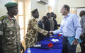SPLM-IO leaders in Wau express concerns over delays in reintegration of forces in meeting with head of UNMISS