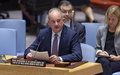 Statement of the Special Representative of the UN Secretary-General David Shearer Briefing to the Security Council on South Sudan