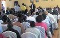 Jonglei peace planning workshop concludes in Bor