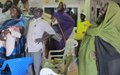 Displaced learn to live together in Bentiu